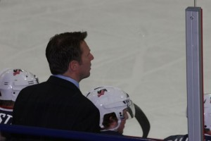 US Head Coach Joe Sacco