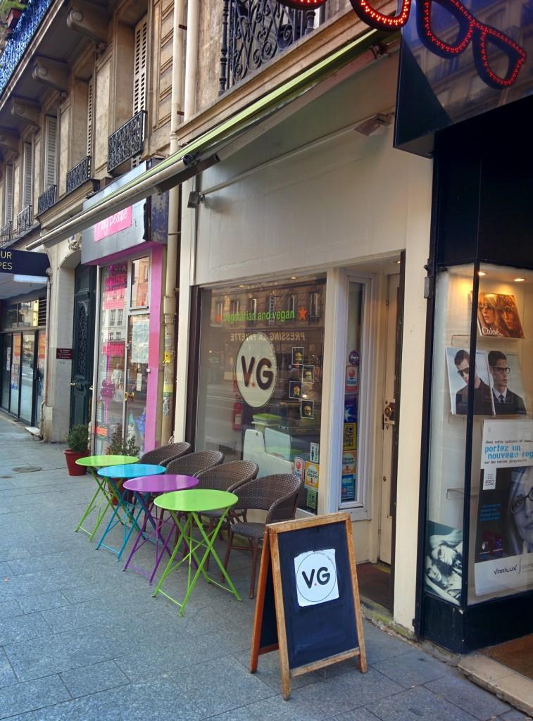 V.G Burger 85 Rue Lafayette Paris