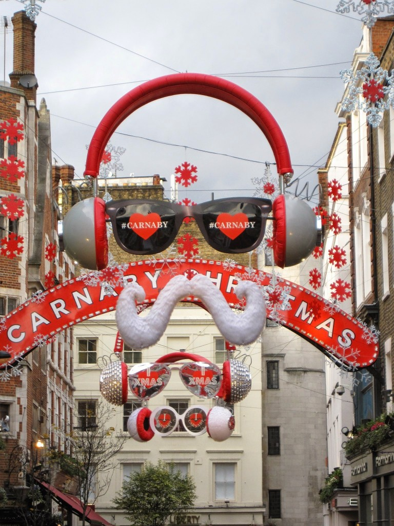 Carnaby Street - Soho - London