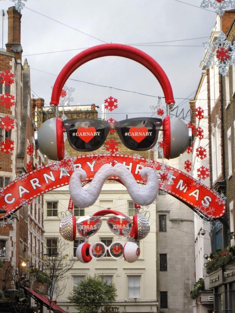 Carnaby Street - Soho - London