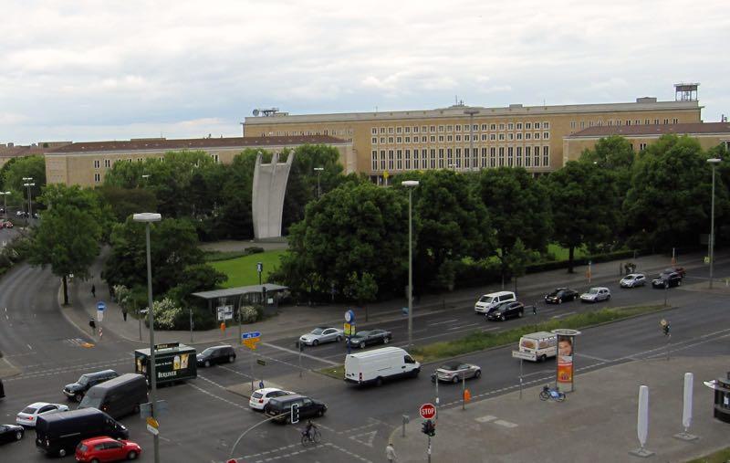 Tempelhof Airport Terminal Building