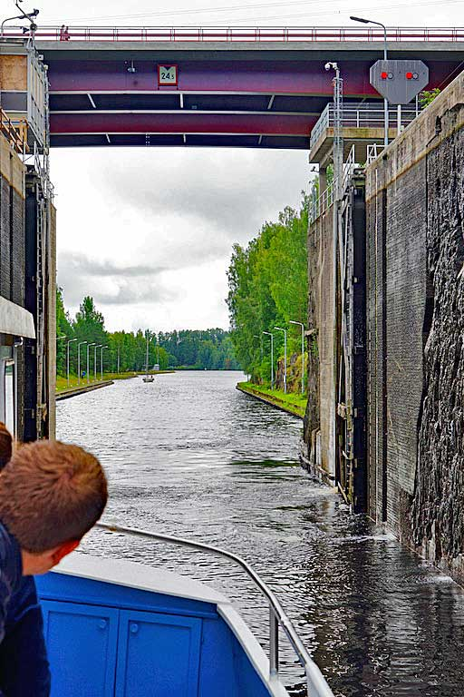 Mälkiä lock - Ready to move out