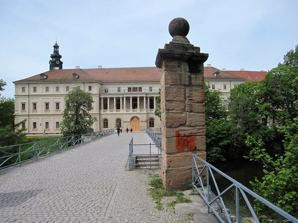 Weimar City Castle