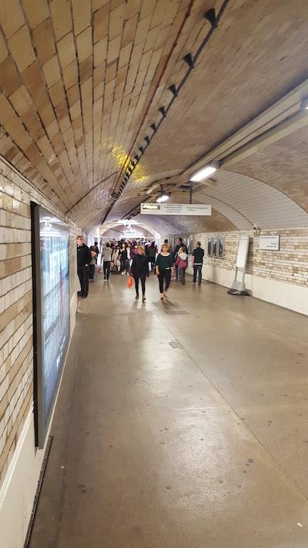 Tube Walkway