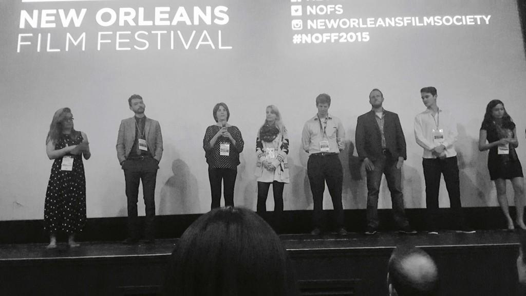 New Orleans Film Festival - Short Films - Directors Q&A