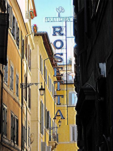 Trattoria Rosetta