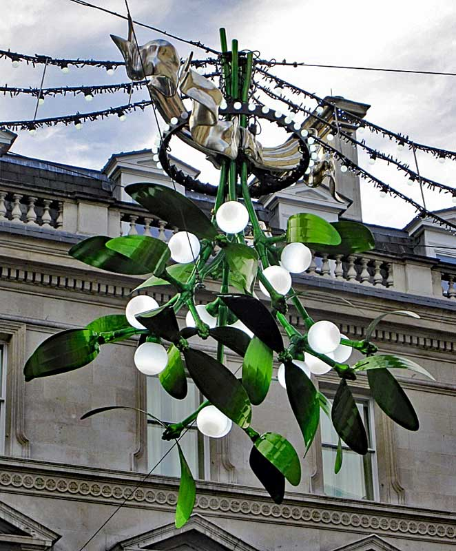 From one street around Covent Garden