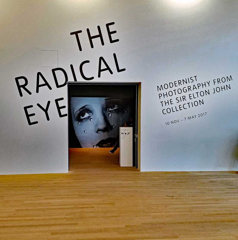 The radical Eye exhibit at Tate Modern