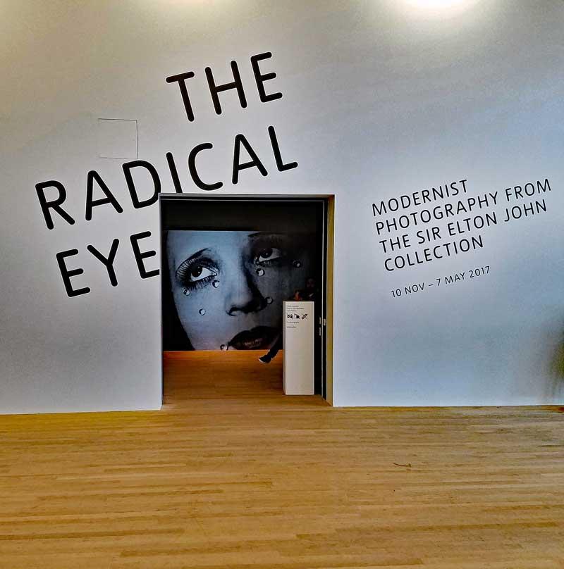 The radical Eye exhibit at Tate Modern