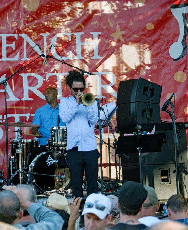 Ellis Marsalis band members