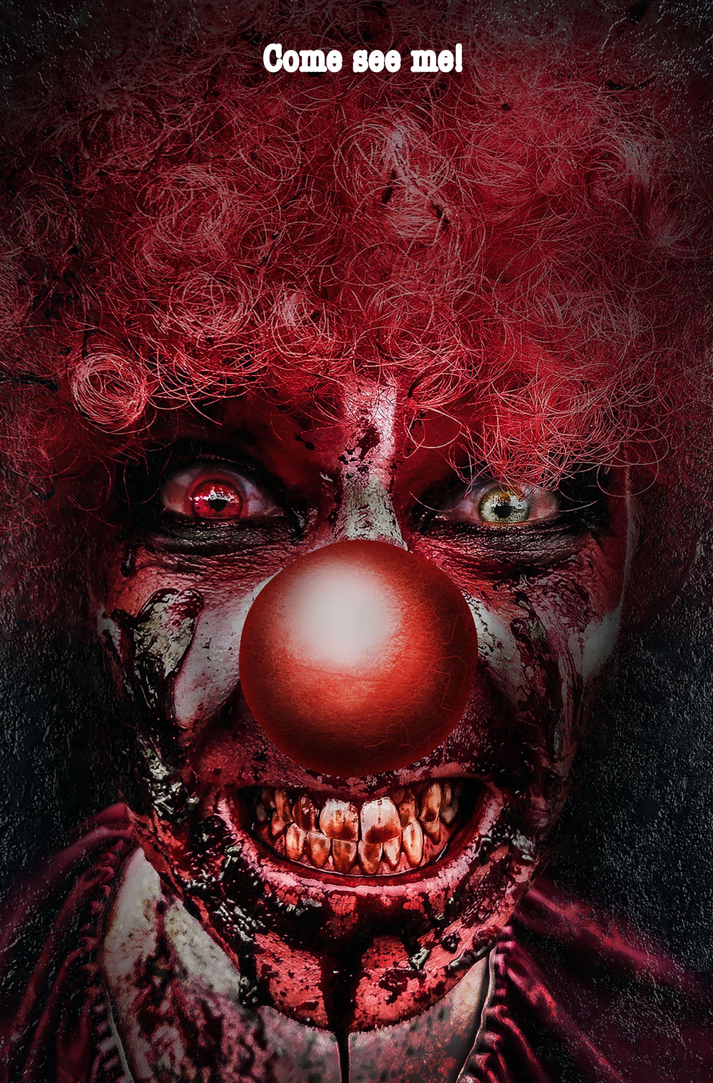 Kudzu Zombie Clown