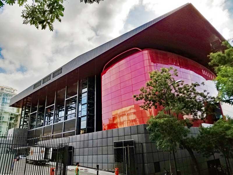 Museo Nacional Centro de Arte Reina Sofía - Madrid Spain