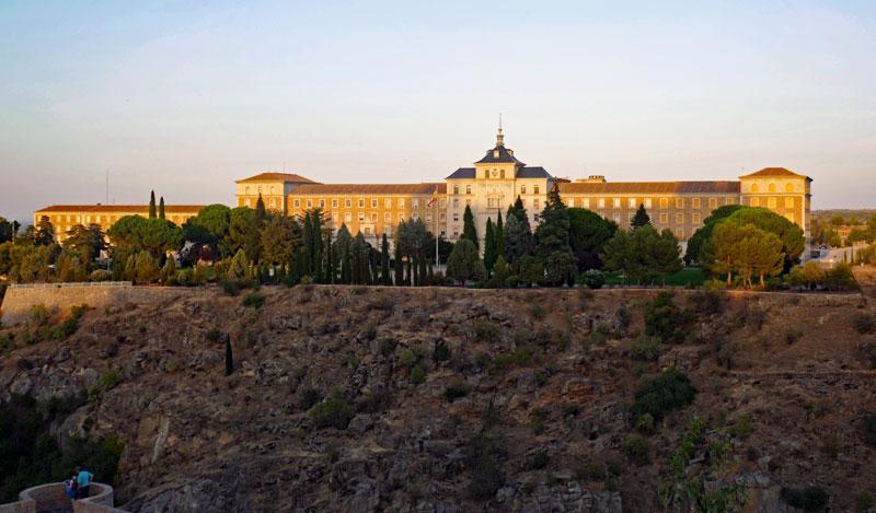 Toledo Academia de Infantería