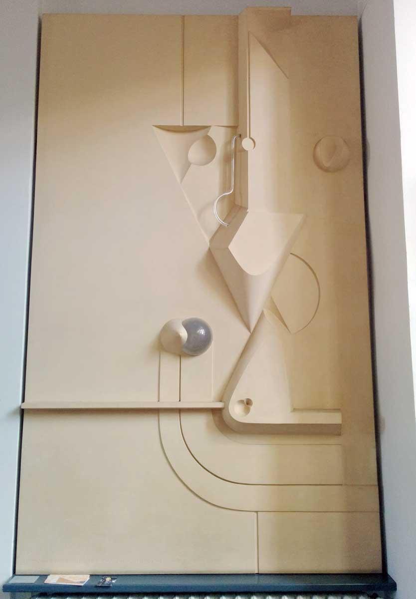 Art at the Bauhaus University in Weimar.