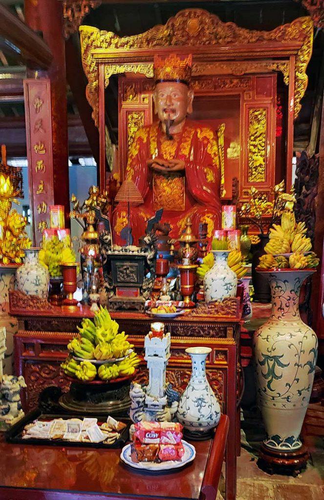 Confucius himself, the Master...
