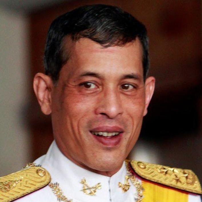 Maha Vajiralongkorn, King Rama X