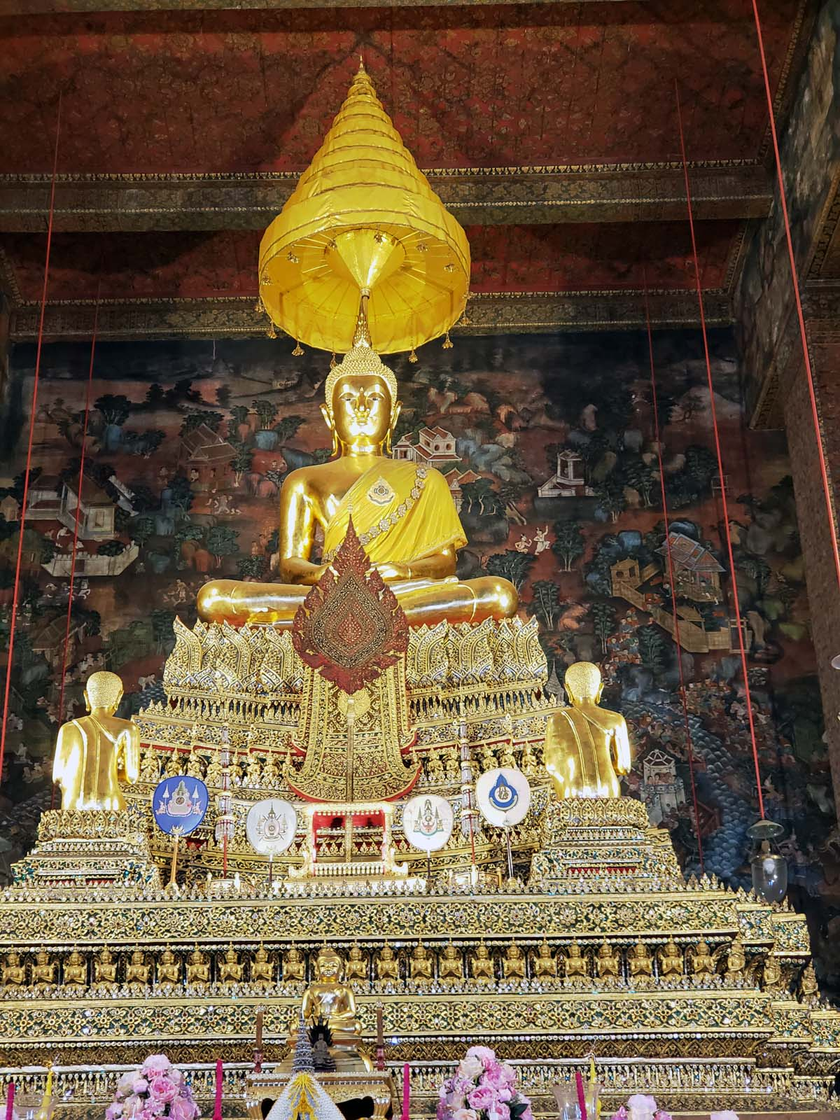 Another Buddha image at Wat Pho