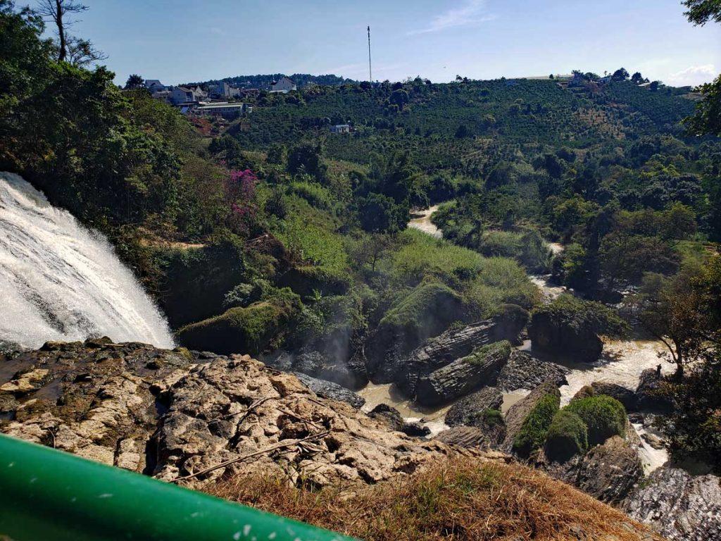 Thac Voi - Elephant falls