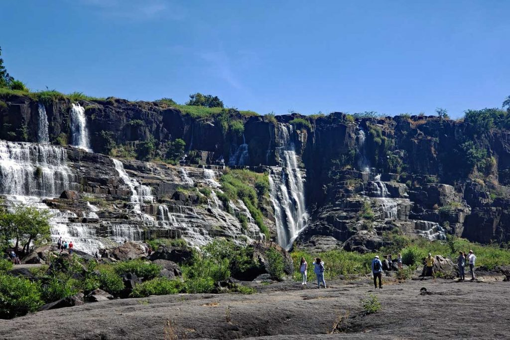 Thac Pongour - Pongour falls.